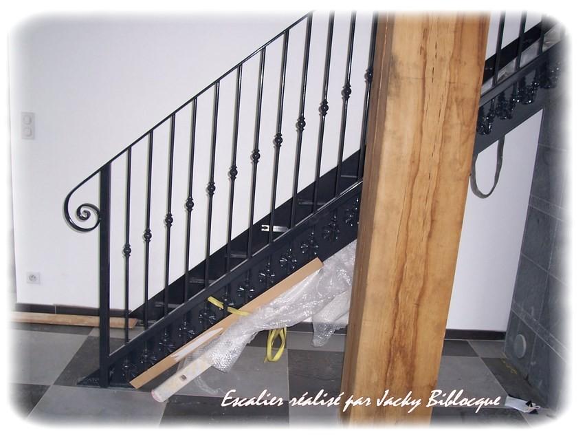 escalier2 fer forgé