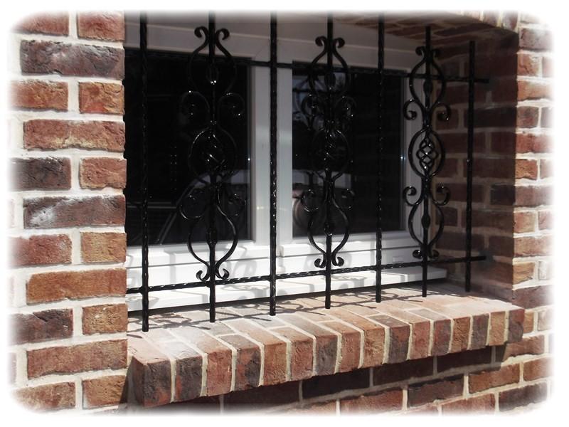 grilles fenêtre sur mesure