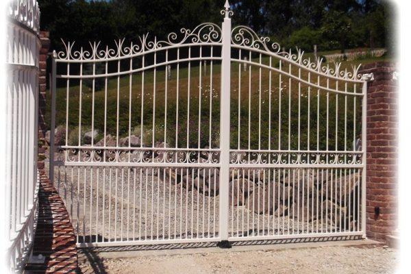 portail deux vantaux