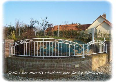grilles sur muret (2)