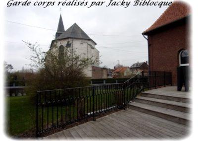 garde corps jacky biblocque doullens frevent auxi le chateau bernaville abbeville