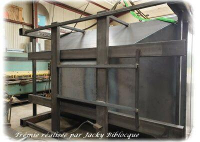 Réparation matériel agricole jacky biblocque